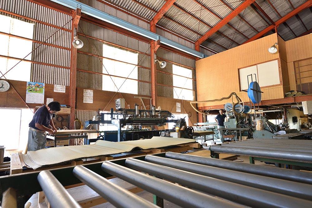 竹中畳製作所の会社概要